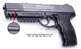 CPSC: Crosman Recalls Air Pistols Due To Explosion Hazard