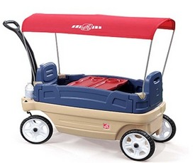 CPSC: Step2® Whisper Ride Touring Wagon™ Recalled for Fall Hazards