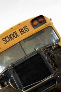 2 Delaware students injured in school bus crash