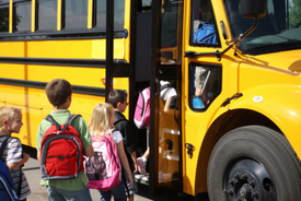 Long Island school bus driver taped boy's mouth shut