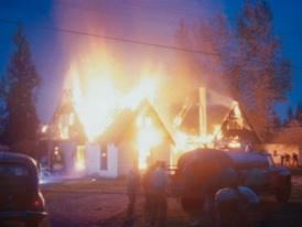 Utica firefighter injured in Shaw Street blaze
