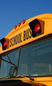 CT School bus driver crashed into SUV, 9 children injured