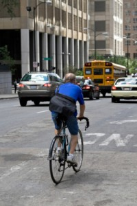 Manhattan New York personal injury: Cyclist suing NYPD brutality cover-up