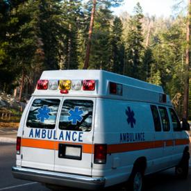 Littleton Maine motor-vehicle accident: 2-car crash injures 1, totals car