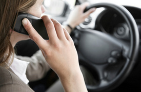 NTSB Calls for Nationwide Ban on Cell Phones While Driving
