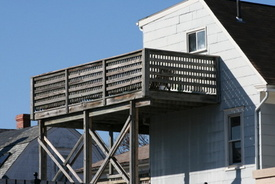 Deck Collapse at Elbridge Home Hospitalizes 5