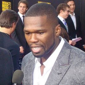 Rapper 50 Cent Hospitalized After Wreck on the Long Island Expressway