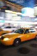 NY Motor Vehicle Accident News: Manhattan taxi cab crash injures 3