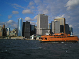 NJ Ferry Strikes Pier In NY, Scores Injured