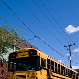 School Bus Accident in Hamilton Injures 8