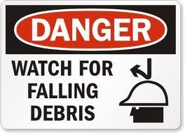 What If I've Been Injured By Construction Site Debris?