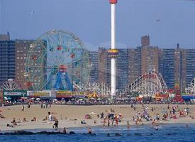 Roller Coaster Accident 'Mangles' Boy's Leg in Coney Island