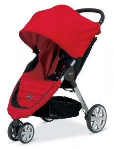 Broken Finger, Amputation and Injuries Prompt Britax Stroller Recall