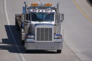 Steel Beam Crashes Through Semi-Truck Cab, Kills Driver in Pennington