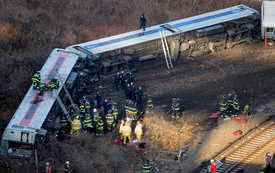 Families of Metro-North Train Derailment Victims Go Uncompensated