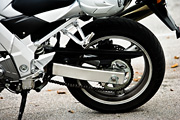 Pennsylvania woman's leg severed in motorcycle crash!