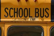 Two school buses crash injuring 6 children