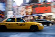 New Jersey taxi cab injures pedestrian