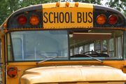NJ school bus crash injures four middle school students