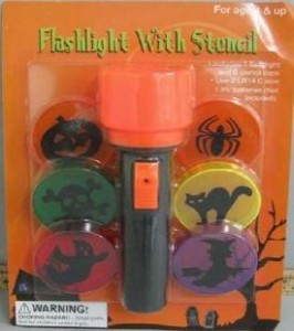 Target and CPSC recalls Halloween flashlights due to burn hazard