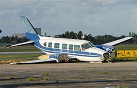 Aviation Accident Alert: New York small plane crashed, injured pilot