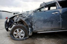 Two-vehicle crash claims Massachusetts man's life