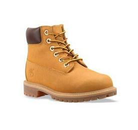 Timberland Children's Boots recalled for lead paint violation