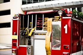 Paterson fire injurs 2 firefighters, 1 woman dead