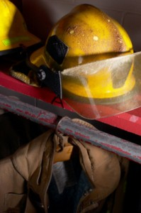 Rochester house blaze injured two firefighters
