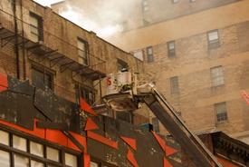 FDNY firefighters probe Brooklyn inferno
