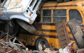 UPDATE: Family files suit for teen injured in school bus crash