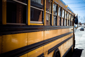 East Syracuse-Minoa school bus collision involved 8 children