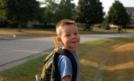 PA boy dropped off at wrong bus stop