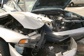 NY motor vehicle accident report: Morristown 2-car crash injured 1