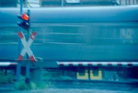 NJ train struck a car killing one woman