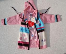 Children's Apparel Network, Ltd. girls' sweatshirts recalled for strangulation hazard