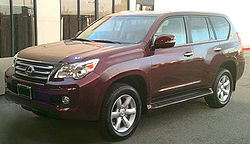 "Automobile product liability: Consumer Reports – Lexus GX 460 is a ""Safety Risk"""