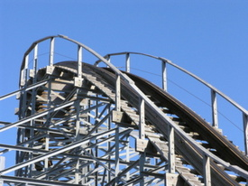 Ocean City Maryland personal injury: Roller coaster ride debris injures 3 kids