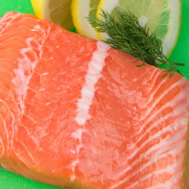 Florida and Rhode Island seafood firms accused of mislabeling salmon