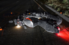 New Jersey motorcycle crash: Man dead after being thrown from bike