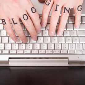 Law Firm Marketing: Be a legal authoity, start a blog!