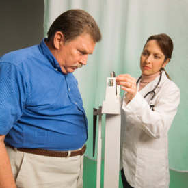 Study: Patients are not being told they're overweight by their doctor