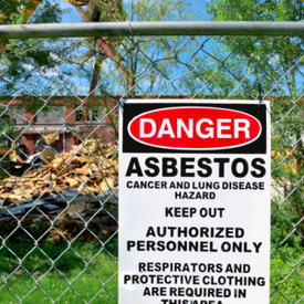 Asbestos News: Where to look to find asbestos-containing materials, products