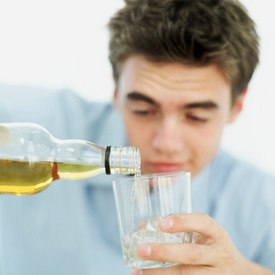 Study: Drinking With Your Teenager Isn't Teaching Them Responsible Drinking