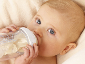 Study: Obsiety Link Found in Prolonged Bottle Feeding