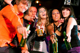 Study: College Student's Memory Loss May Be Tied to Binge Drinking