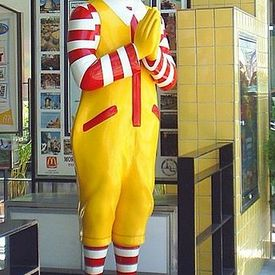 Fast Food War: Health Officials, Organizations Want to Retire Ronald McDonald