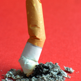 CDC Report: Smoking, Lung Cancer Drops