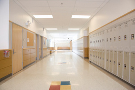 Technology to Replace School Lockers?