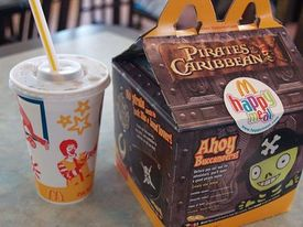 Burger King, McDonald's Find Happy Meal Toy Loophole